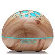 Essential Oil Diffuser, AVAWAY 300ML Ultrasonic Mist Humidifier