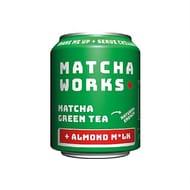 Matcha Works Matcha Green Tea + Almond M*Lk (250ml)