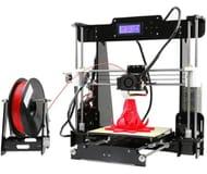 Anet A8 Desktop 3D Printer - Black