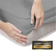 Jasmine Waldorf Luxury Fitted Bed Sheet (Single)