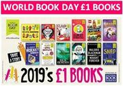 2019 World Book Day £1 Paperback Books at Amazon