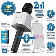 Karaoke Microphone and Bluetooth Speaker - Free Shipping in UK
