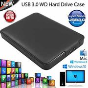 USB 3.0 WD Hard Drive Case - Free Shipping in UK