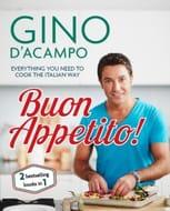 Buon Appetito! Gino D'Acampo WHSmith Exclusive