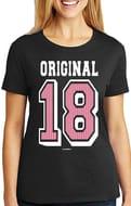 Only 99p - Original 18 Women's T-Shirt