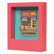 Polaroid Photo Frame 4x4 - Pink