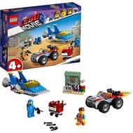 LEGO Movie 2 70821 Emmet and Bennys Build and Fix Workshop