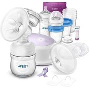 DEAL of the (SUN)DAY Philips Avent Single Electric Breast Pump & Feeding Set