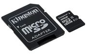 Kingston SDCS 32GB MicroSD Class10 ( SD Adapter Included) £3.83 at Amazon