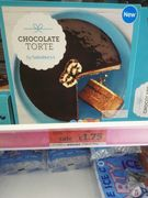 Sainsbury's Big Chocolate Torte