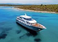 Spectacular Croatia Island-Hopping Cruise