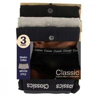 3 PACK CLASSIC BOXERS s.m.l.xl