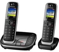 *SAVE £40* PANASONIC Cordless Phone - Twin Handsets