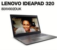 """Lenovo IdeaPad 320 15.6"""" Laptop with AMD A4 / 4GB RAM / 1TB HDD -28% Off"""