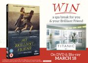 Win a Spa Break for You and Your Brilliant Friend