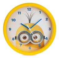 Minions Wall Clock - SAVE £6