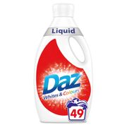 Daz Regular Liquid 49 Washes 1715ml