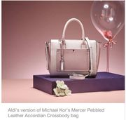 Aldi Replicates Michael Kor's Bag - NOW AVAILABLE ONLINE!