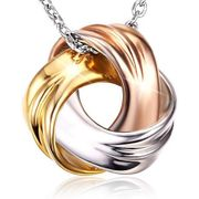 Necklaces 925 Sterling Silver Jewellery Spiral Galaxy Best Gift for Women Girl