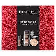 Rimmel the 360 Slay Kit Gift Set (Includes Stay Matte Powder, Stay Matte