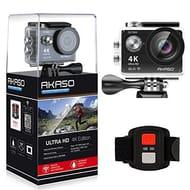Maybe cheaper Deal Stack AKASO EK7000 4K Sport Action Camera Ultra HD Camcorder
