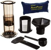 AeroPress Coffee Maker with Tote Bag - £21.99 at Amazon