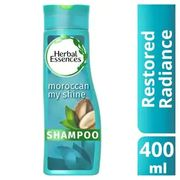 Herbal Essences Moroccan My Shine Shampoo Argan Oil 400ml - HALF PRICE!