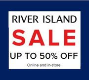 Womens Clothes SALE at RIVER ISLAND - up to 50% OFF