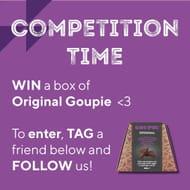 Win a Box of Original Goupie!