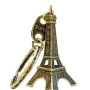 QUICK!!! Reduced Bargain Eiffel Tower Keyring FREE DELIVERY