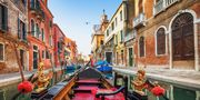 Rome, Venice & All-Inc Sorrento Escape