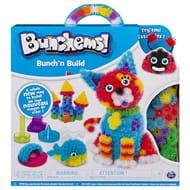 Bunchems Bunchn Build Activity Kit 4 Shaper Moulds 400 Bunchems Age 6+ - 60% Off