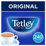 Tetley Everyday Tea Bags, Softpack X240 - Save 19%