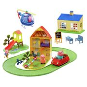Peppa Pig World of Peppa Playset