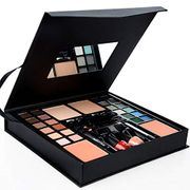 Multi-Purpose Makeup Kit - 24 Colors Eyeshadow Palette Foundations Blush Brow