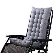Hoomall Indoor Outdoor Deep Seat Back Armchair Cushion Easy Care for Garden