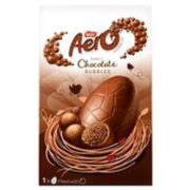 Aero Bubbles Medium Easter Egg 124g 2 for £2