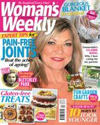 Treat Yourself to 6 Issues of Womans Weekly for £1