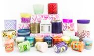 8 Yankee Candle Votive Sampler Set, Holder & Gift Box