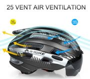 INBIKE Cycling Helmet Ultralight Bike Helmet Men Mountain Road
