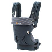 Ergobaby Baby Carrier Collection 360 (5.5 - 15 Kg), Dusty Blue
