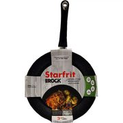 The Rock 28cm Frying Pan Compatible with All Cookers Free C&C