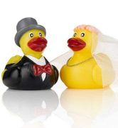 Alandra Party Mr and Mrs Duck Gift Box Set FREE DELIVERY