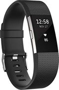 Fitbit Charge 2 Heart Rate and Fitness Wristband (LARGE, BLACK) - 27% Off