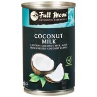 Full Moon Coconut Milk. BnM Bargains