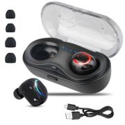 Twins Wireless Earphone Bluetooth Headphones Stereo Sports - Free Shipping