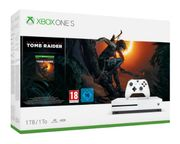 XBOX ONE S 1TB SHADOW of the TOMB RAIDER BUNDLE Only £249.99