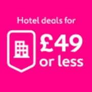 Hotel Deals for £49 per Night or Less