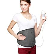 MISPRICE? Waist Belt Electric Heating Pad - Only £2.96!