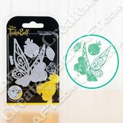 Disney Tinker Bell Pretty Little Fairy Die and Face Stamp**Arts&Crafts** 61% Off